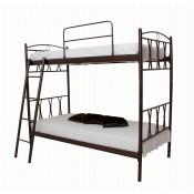 Διόροφα Μεταλλικά Κρεβάτια - Κουκέτες Χονδρική (3)