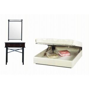 Κομοδίνα - Τουαλέτες - Καθρέπτες -αποθηκευτικό κρεβάτι ταπετσαρίας Περιστέρι